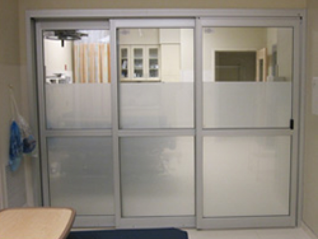TX9620 Manual ICU Doors