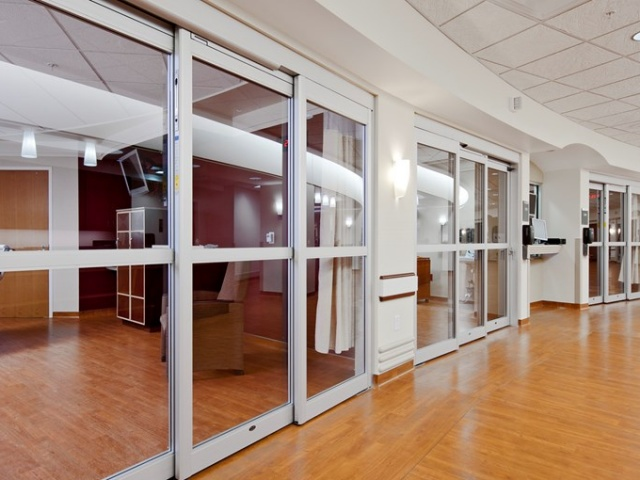 Sliding Telescopic ICU Automatic Doors