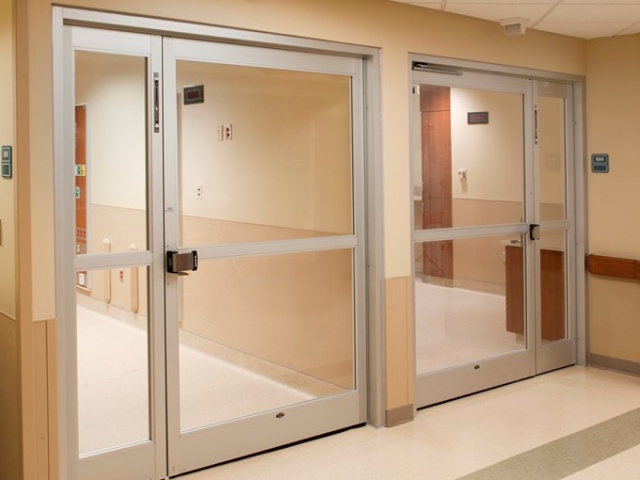 Swing ICU Automatic Doors