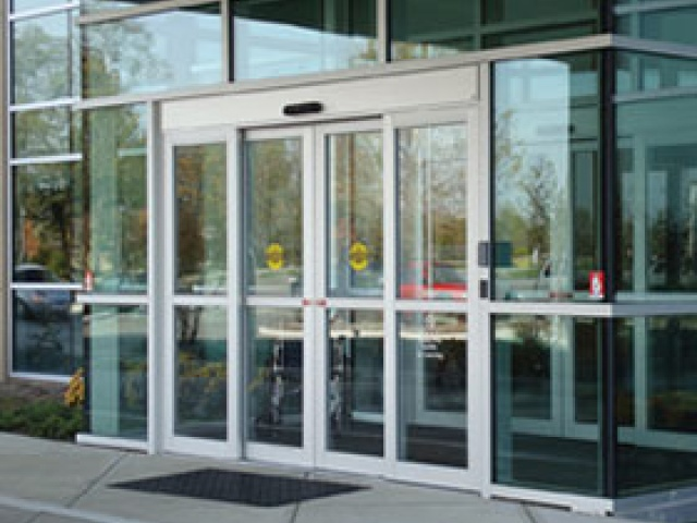TX9300 w/iMotion Sliding & Hurricane Rated Doors